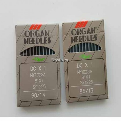 JARUM DC ORGAN  (O.R) - INDUSTRIAL OVERLOCK SEWING MACHINE